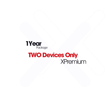 1 Year2DevicesIPTVPackage