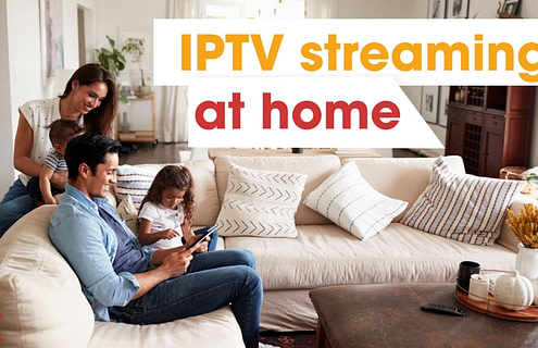IPTV for Home