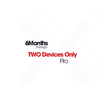 6 Month2DevicesIPTVPackage