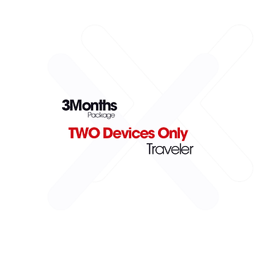 3 Month2DevicesIPTVPackage