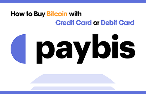 How to Buy Bitcoin with Credit Card or Debit Card