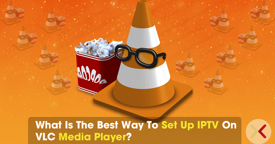 What is the best way to set up IPTV Service on VLC media player easily